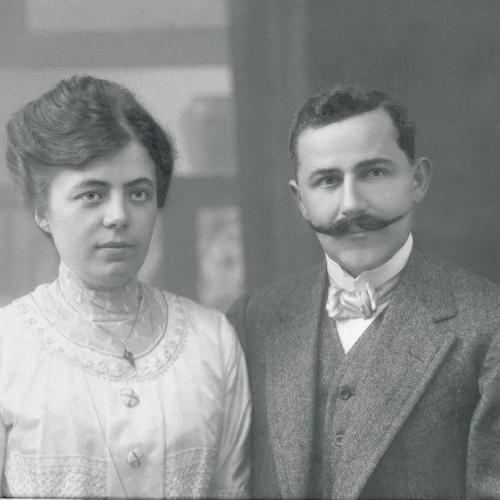 Richard Haase & Anna Haase