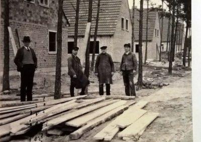 1934, Wohnungsbau Ludwigsfelde