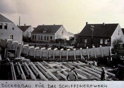 1936, Schiffshebewerk