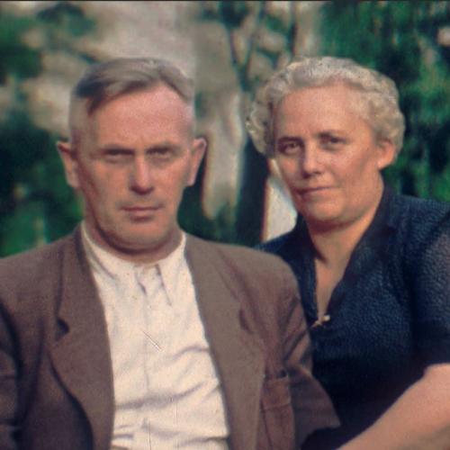 Heinrich Zöphel & Irma, geb. Haase
