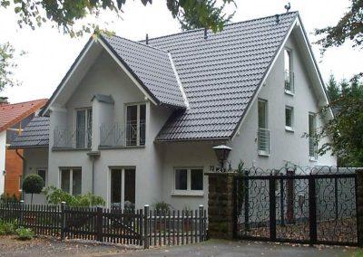 Haase Hausbau Gmbh - fertiggestelltes Projekt